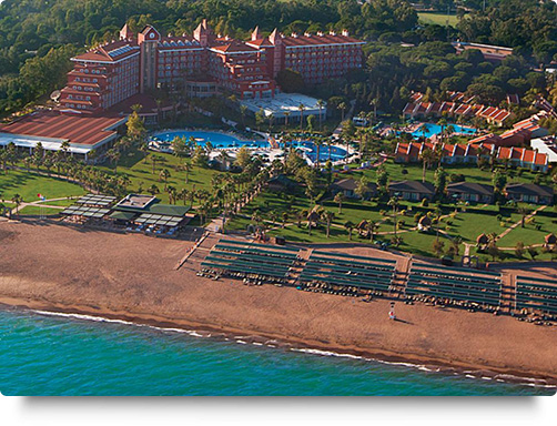 Antalya IC SANTAI Hotel